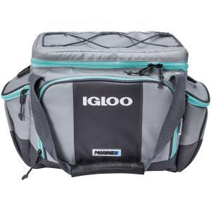 Bolsa Termica Marine Igloo Tacklebox Cinza | R$110
