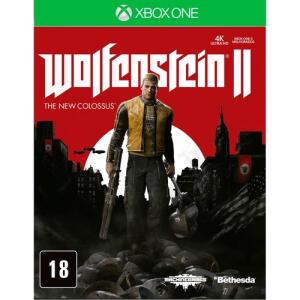 Wolfenstein® II: The New Colossus™ XBOX ONE   R$27