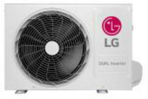 Ar Condicionado Split Hi Wall LG DUAL Inverter Compact 12000 BTUs Frio S4NQ12JA3AD 220V  R$1709