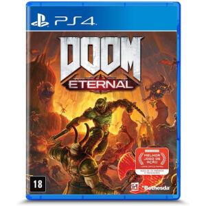 [PS4] Doom Eternal (Americanas e Amazon)