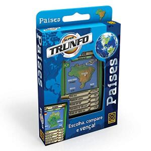 [Prime] Trunfo Países Grow | R$11