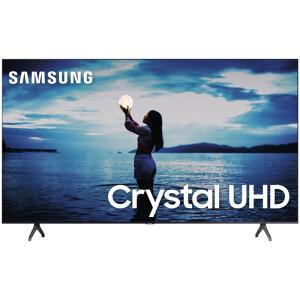 "Smart TV Samsung LED 75"" 4K WiFi Tizen Crystal UHD UN75TU7020GXZD"