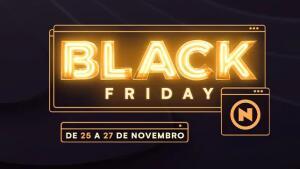 Black Friday NerdStore - até 90% de desconto