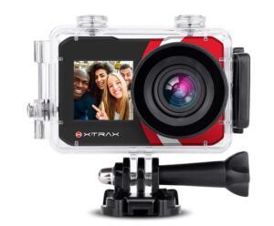 Câmera Digital e Filmadora Xtrax Selfie 4K 16MP | R$269