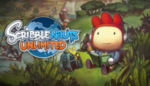 Scribblenauts Unlimited - R$9