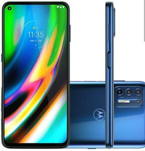 (Cartão Submarino) Smartphone Motorola Moto G9 Plus 128GB - R$1599,00