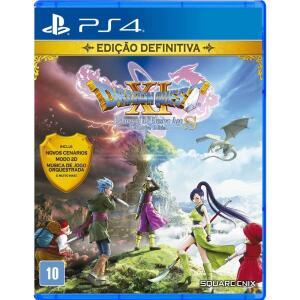 Dragon Quest XI ED. DEFINITIVA (lançamento 4/12)