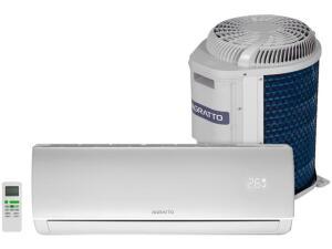 [cliente ouro] Ar condicionado Agratto quente/frio 9000 BTUs | R$1079