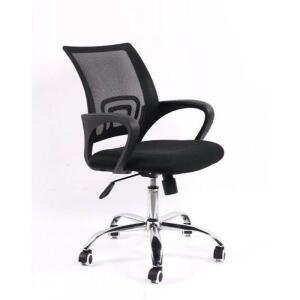 Cadeira de Escritório Diretor Pelegrin PEL-CR11 Preta - R$197