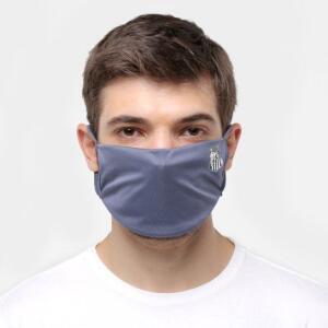 Kit de Máscaras de Proteção Times de Futebol Laváveis - 6 Unid - R$10