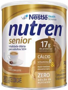 [PRIME-Recorrência] Nutren Senior, Café com Leite, 740g - R$79