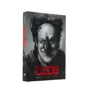 Livro Ozob Volume 1 – Protocolo Molotov - R$24