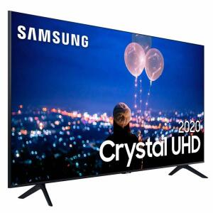 "TV LED 65"" Samsung Smart TV TU8000 Crystal UHD 4K - R$3399"
