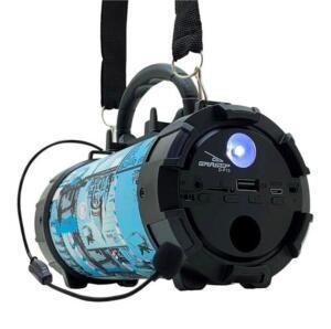 Caixa De Som Bluetooth Grasep D-P13 - R$65
