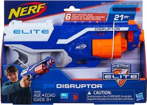 Lança Dardo Nerf Elite Disruptor   R$ 44