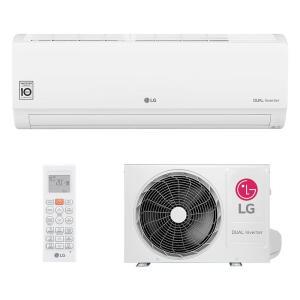 [Cartão Submarino + Ame - R$1315] Ar condicionado LG Dual inverter Voice 9000 btus | R$1619