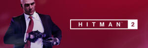 HITMAN 2 Standard Edition PACOTE - PC STEAM | R$45
