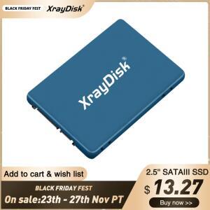 Xraydisk 2.5 satsata3 SSD 480G | R$ 247