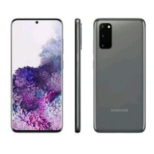 Samsung Galaxy S20 Cinza 128GB   R$ 2498