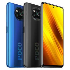 Smartphone Xiaomi Poco X3 NFC 120Hz 64MP quadcamera 64GB+6GB - R$1183