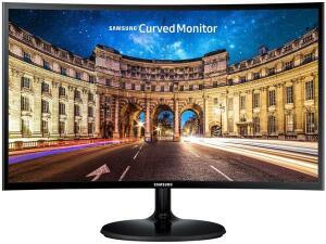 "[Cliente Ouro + App] Monitor para PC Full HD Samsung LED Curvo 27"" - C27F390F VA FreeSync 72Hz R$901"
