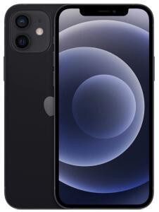 "Apple IPhone 12 6.1"" Black 64gb"