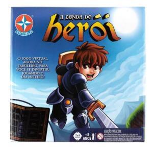 Jogo A Lenda do Herói - Estrela | R$40