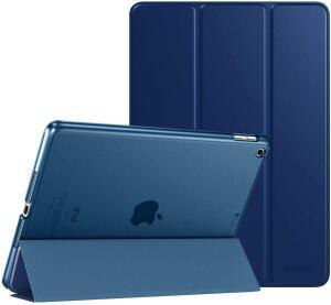 Capas para Novo iPad 7a e 8a Geração Couro Premium Antichoque