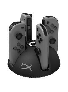 HyperX ChargePlay Quad - Carregador para Joy-Con | R$ 109