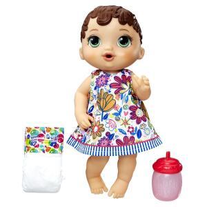 [50% OFF] Boneca Baby Alive Hasbro Hora do Xixi