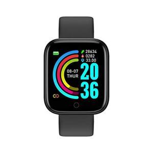 Relógio Inteligente Smartwatch Iwo FitPro Y68 Preto | R$ 90