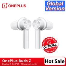 Fone bluetooth OnePlus Buds Z - TWS Bluetooth 5.0 Resistente à água - R$238