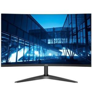 Monitor AOC LED 23.6´ Widescreen, Full HD, HDMI/VGA - 24B1H | R$596