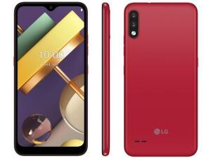 Smartphone LG K22+ 64GB Red 4G Quad-Core 3GB RAM | R$ 799