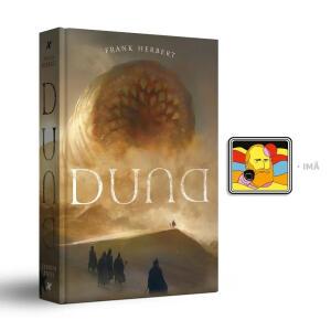 [C. Sub] Livro - Duna + Imã Frank Herbert - 2ª Ed. | R$37