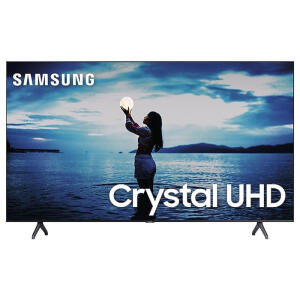 "Smart TV Samsung 65"" TU7020 Crystal UHD 4K 2020 Bluetooth Borda ultrafina | R$ 3479"