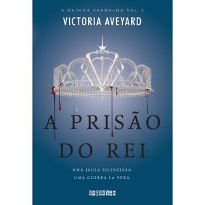 [C. Sub] Livro - A prisão do rei | R$22