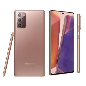 Galaxy Note20 Mystic Bronze 256GB   R$ 4499