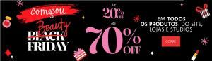 Beauty Friday - Sephora (20 a 70% off)