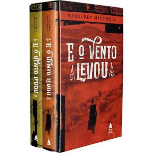 [C. Sub] Box - E O Vento Levou - 1ª Ed. |R$57