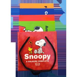 Livro - Box Snoopy: a coleção completa | R$ 10