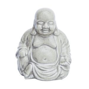Buda Decorativo Resort Calm 16 cm - Home Style | R$18
