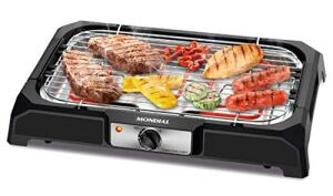 [Prime] Churrasqueira Elétrica Grand Steak & Grill, Mondial, CH-05 220v | R$ 90
