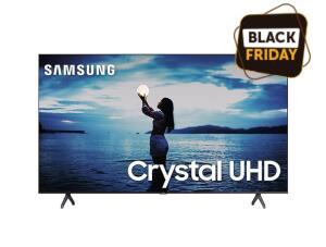 "Smart TV Samsung 58"" TU7020 Crystal UHD 4K"