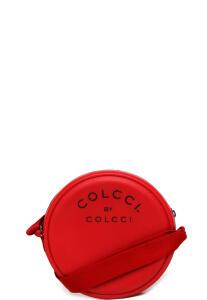 Bolsa Colcci Redonda Verde, Vermelha, Azul ou Marrom | R$ 85