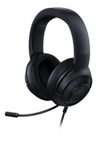 Fone de ouvido gamer Razer Kraken X Lite black | R$ 279