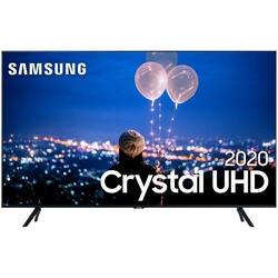"[AME R$1.966] Smart TV Samsung 50"" Crystal UHD 4K Borda Infinita 50TU8000 | R$ 2185"