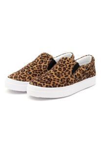 Tênis Slip On Casual Forrado JL Shoes JL26 Onça R$70