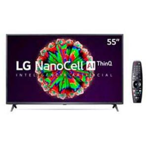 "Smart TV 4K UHD NanoCell IPS 55"" LG 55NANO79SND   R$2.799"