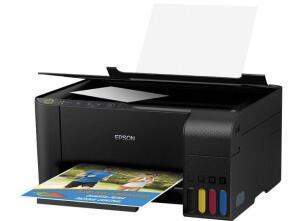 Impressora Multifuncional Epson EcoTank L3150 | R$999
